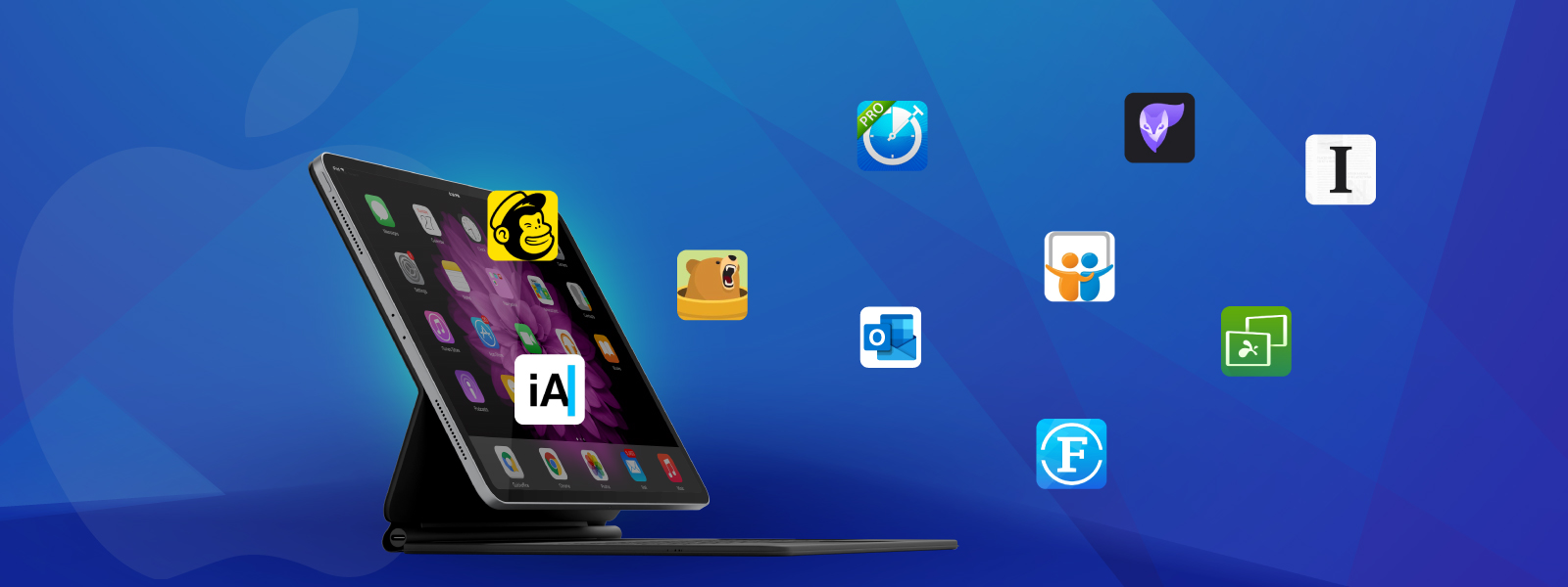 Business Apps for the iPad Pro | Computing Australia