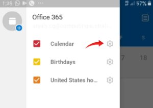 How do I share Outlook mobile calendar | 5 Minute Help Desk