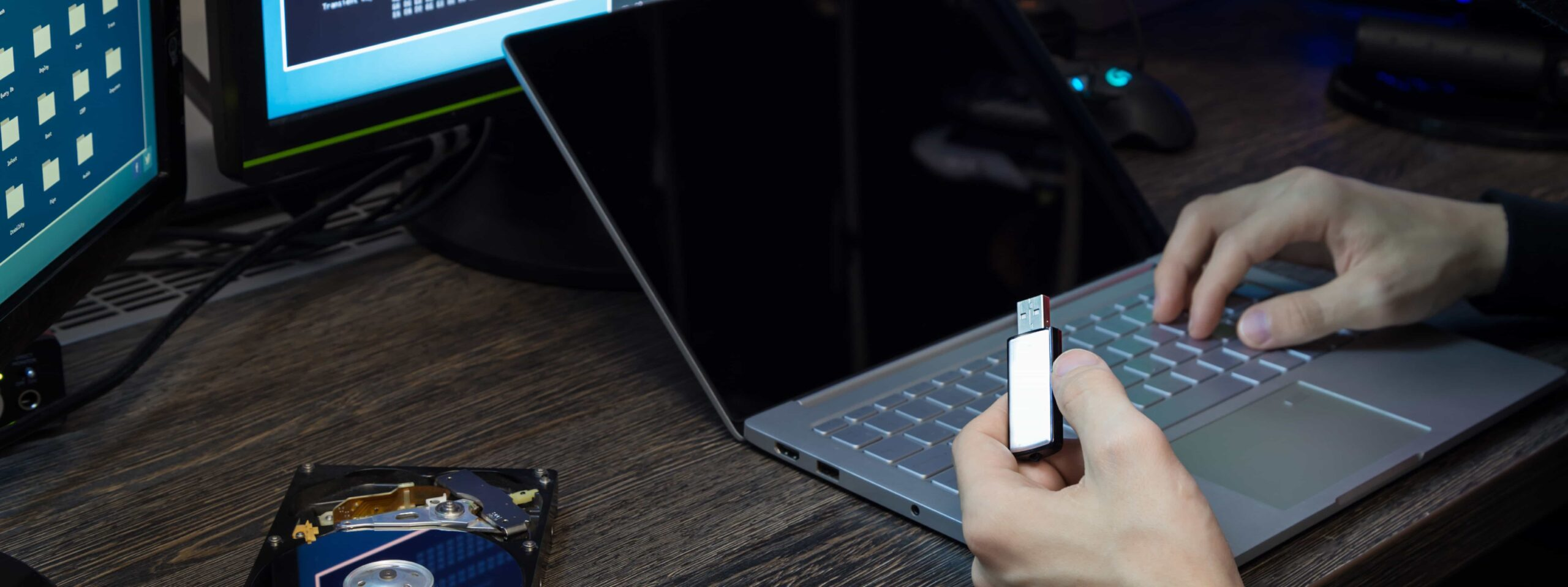 What are the dangers of unknown USB devices? | Computing Australia