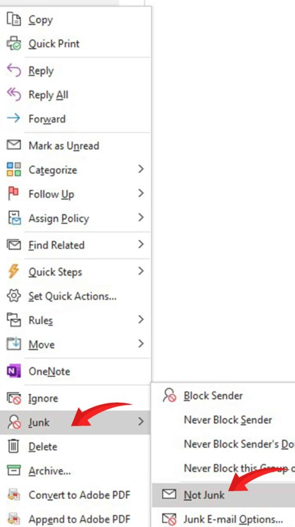 How do I recover deleted emails in Outlook? - Computing Australia