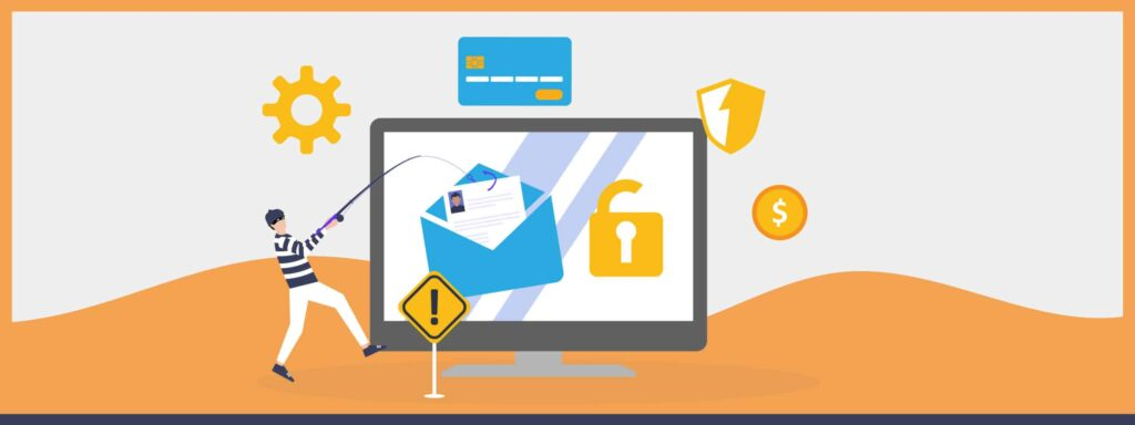 How to recognise a phishing email   5 Types of Phishing Emails