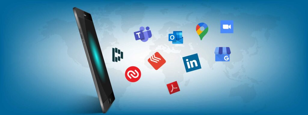 10 best business apps for your smartphone | 5 Minute HelpDesk | Computing Australia