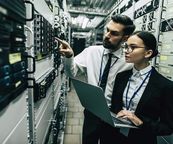 Network Operations Centre | The Computing Australia NOC