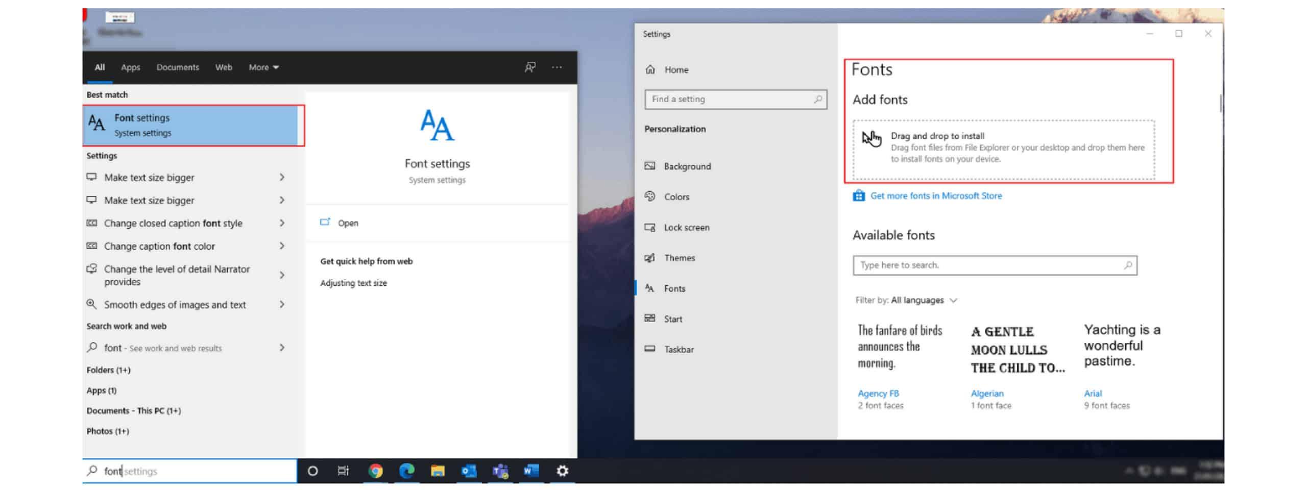 How do I transfer my fonts to a new computer? | Computing Australia