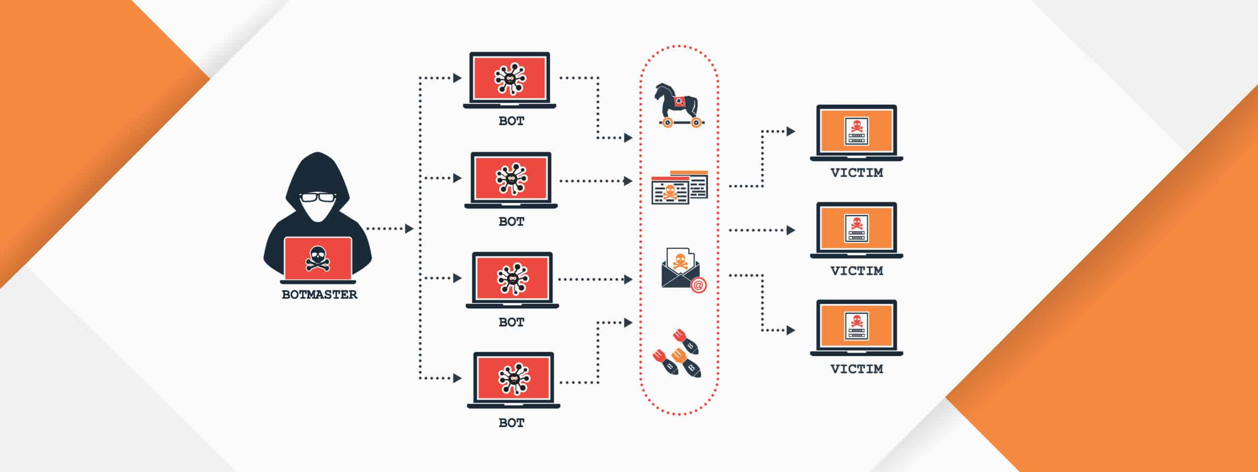 What are botnets   How do They Work?   Computing Australia
