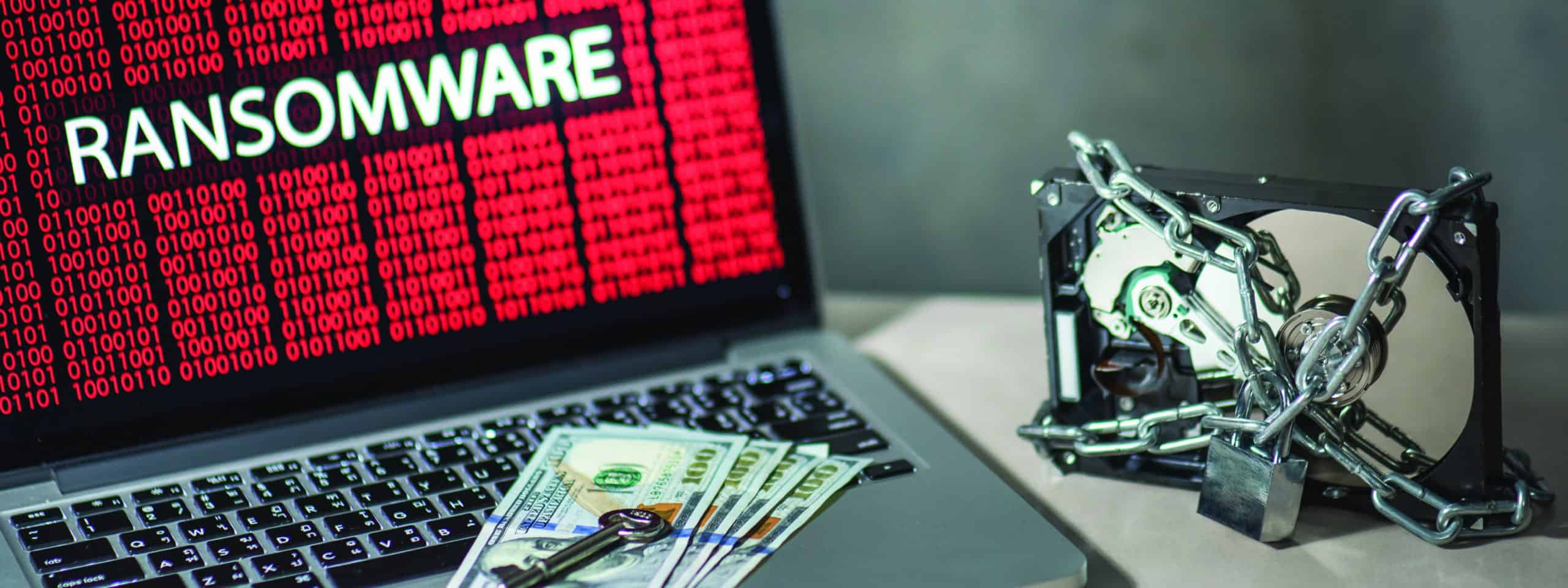 What is ransomware   How to prevent ransomware attacks