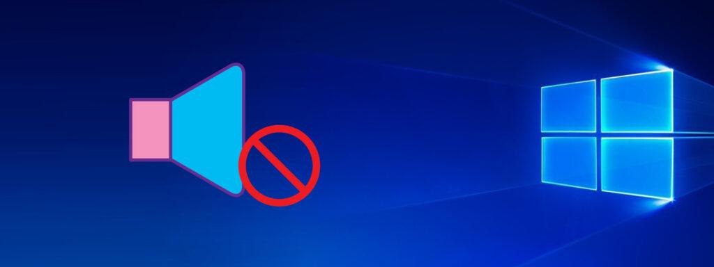 How can I resolve no sound in Windows 10?   Computing Australia