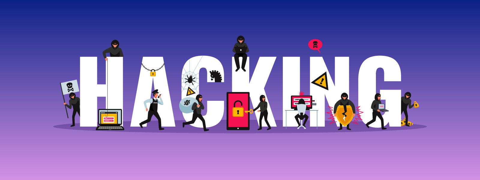 What are the common types of cyberattacks | Computing Australia